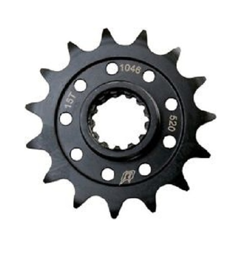 DRIVEN 520 Steel Front Sprocket 16T for Street KAWASAKI N...