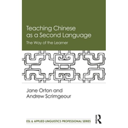 Teaching Chinese as a Second Language - eBook (Esl In China)