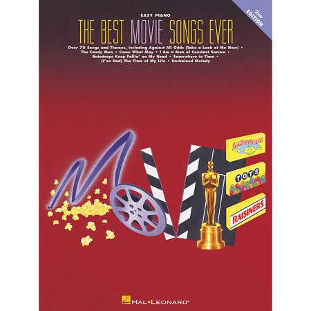 Hal Leonard Best Movie Songs Ever For Easy Piano 2nd Edition Best Ever Piano