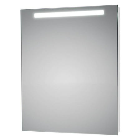 LED Lighted Wall Bathroom Mirror (31.5 in. W x 1.3 in. D x 23.6 in. H)