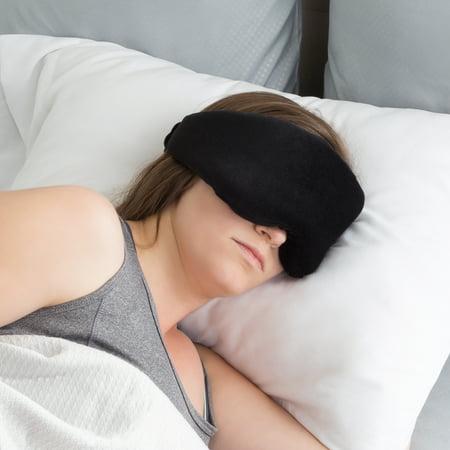 Somerset Home Heat - Sensitive Memory Foam Sleep Mask