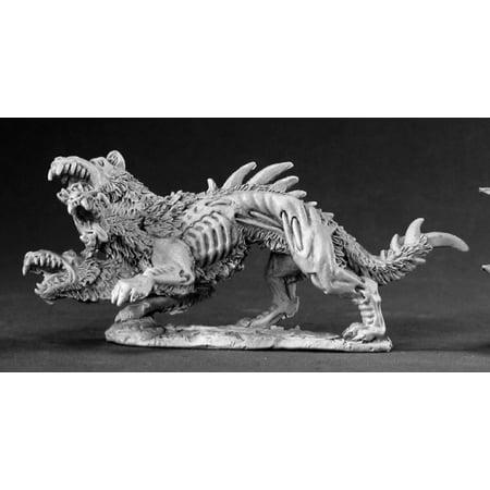 Reaper Miniatures Cerberus, Hound Of Hell #03423 Dark Heaven Unpainted Metal
