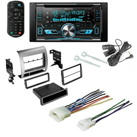 Toyota Tacoma 2005 2011 Car Stereo Radio Dash Installation