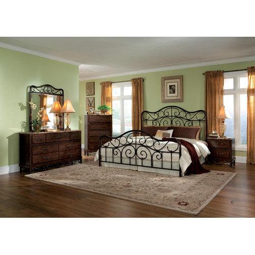 Standard Furniture Santa Cruz Panel Customizable Bedroom Set