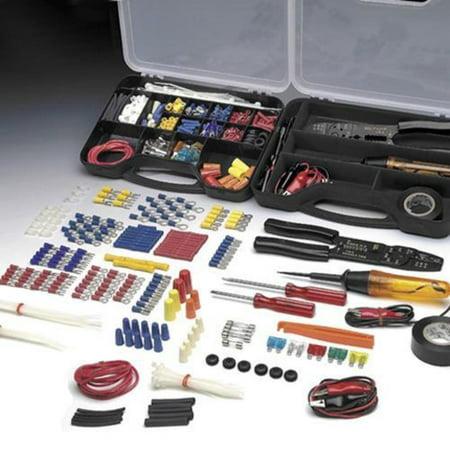 Performance Tools W5207 285 Piece Multi Purpose Electrical Repair Kit