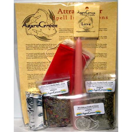 Party Games Accessories Halloween Séance Boxed Magic Spell Kit Attract Lover Into Your - Halloween Open Your Life Mp3