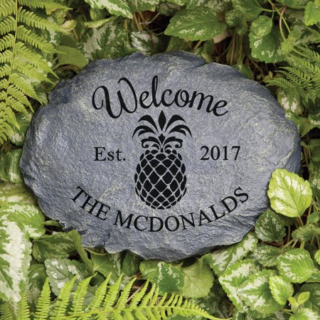 Personalized Garden Stone, Available In Different Style's