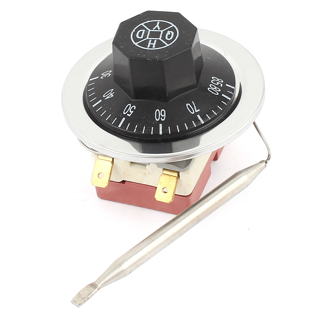 250V 16A 0-85C Electric Oven Water Heater Rotary Temperature Controller
