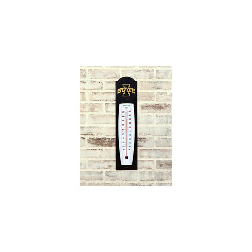 Henson Metal Works NACC Logo Outdoor Thermometer by
