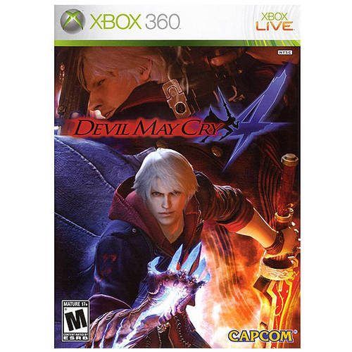 Devil May Cry 4 (Xbox 360) - Pre-Owned