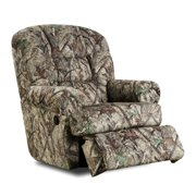 American Furniture Amerisuede Polyester Recliner