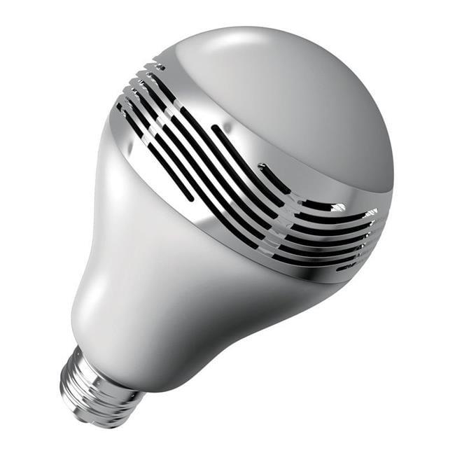 Sharper Image 3721446 LED Bulb with Bluetooth Speaker - image 1 de 1