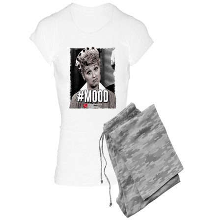 CafePress - I Love Lucy #Mood - Women's Light Pajamas