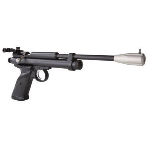 Click here to buy Crosman 2300S Silhouette Pistol .177 Cal 2300S by Crosman.