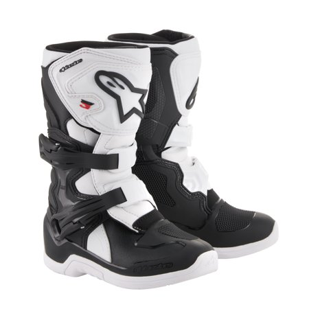 Alpinestars Kids Tech 3S Boots Black/White