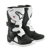 507e999640af Product Image Alpinestars Kids Tech 3S Boots Black White