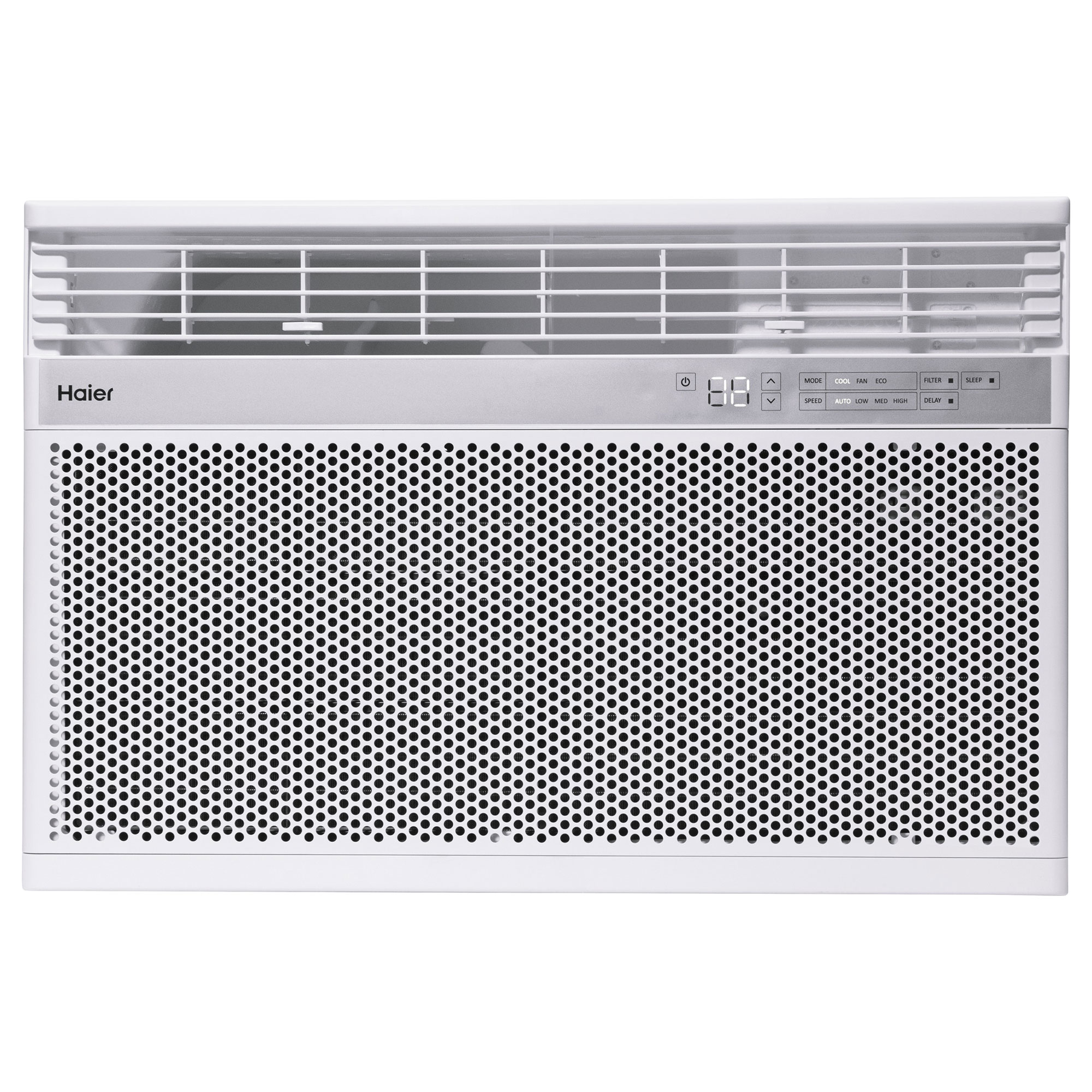 Haier Energy Star QHM12AX 11,600 BTU 11.8 CEER 115 V Electronic Air Conditioner
