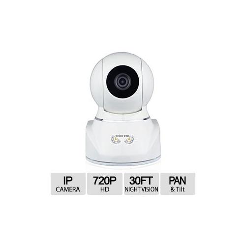 Night Owl 720P Pan & Tilt Wireless IP Camera