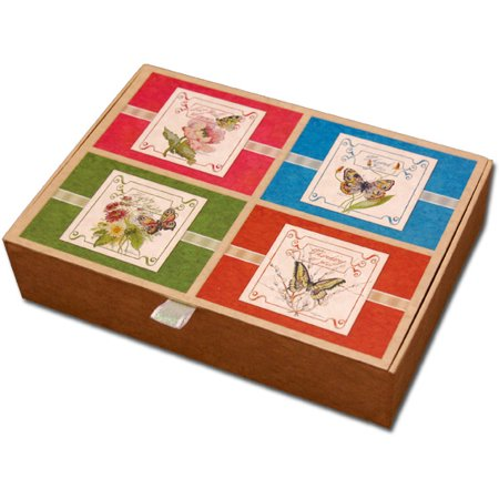 Peggy Abrams Ornament (LPG Greetings Nature's Gifts Box of 12 Assorted Peggy Abrams All Occasion)