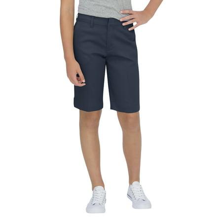 Genuine Dickies School Uniform Classic Fit Bermuda Stretch Twill Short (Big