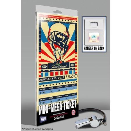 2012 Rose Bowl Mini-Mega Ticket - Oregon (Ducks Ticket)