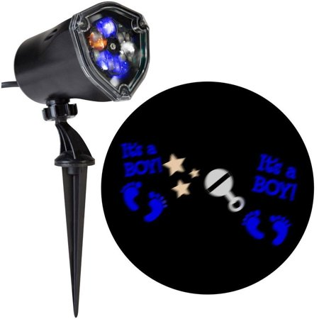 11.81 Inch LED Light Projection Whirl-A-Motion It