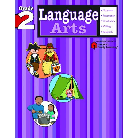 Language Arts, Grade 2 (Two Languages)