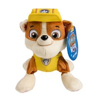 Walmart.com deals on Paw Patrol Plush Pup Pals Rubble