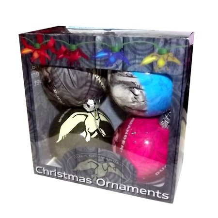 Duck Commander Christmas Ornaments, Duck Commander 4 Pack Christmas Ornament Gift Set By Duck Dynasty Ship from US](Duck Dynasty Fake Beards For Sale)