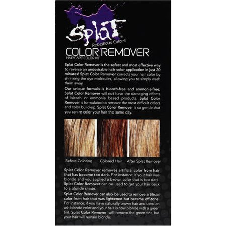 Splat color remover walmart solutioingenieria Choice Image