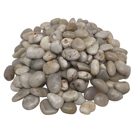 Decorative Rocks 5 Lbs Polished River Rocks Pebbles In