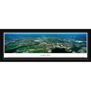 Blakeway Worldwide Panoramas, Inc World Skyline Cardiff, Wales by James Blakeway Framed Photographic Print