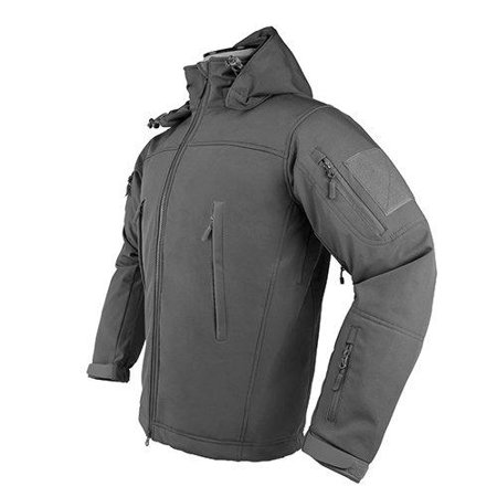 VISM by NcSTAR CAJ2968U DELTA ZULU JACKET - URBAN GRAY - S-4XL