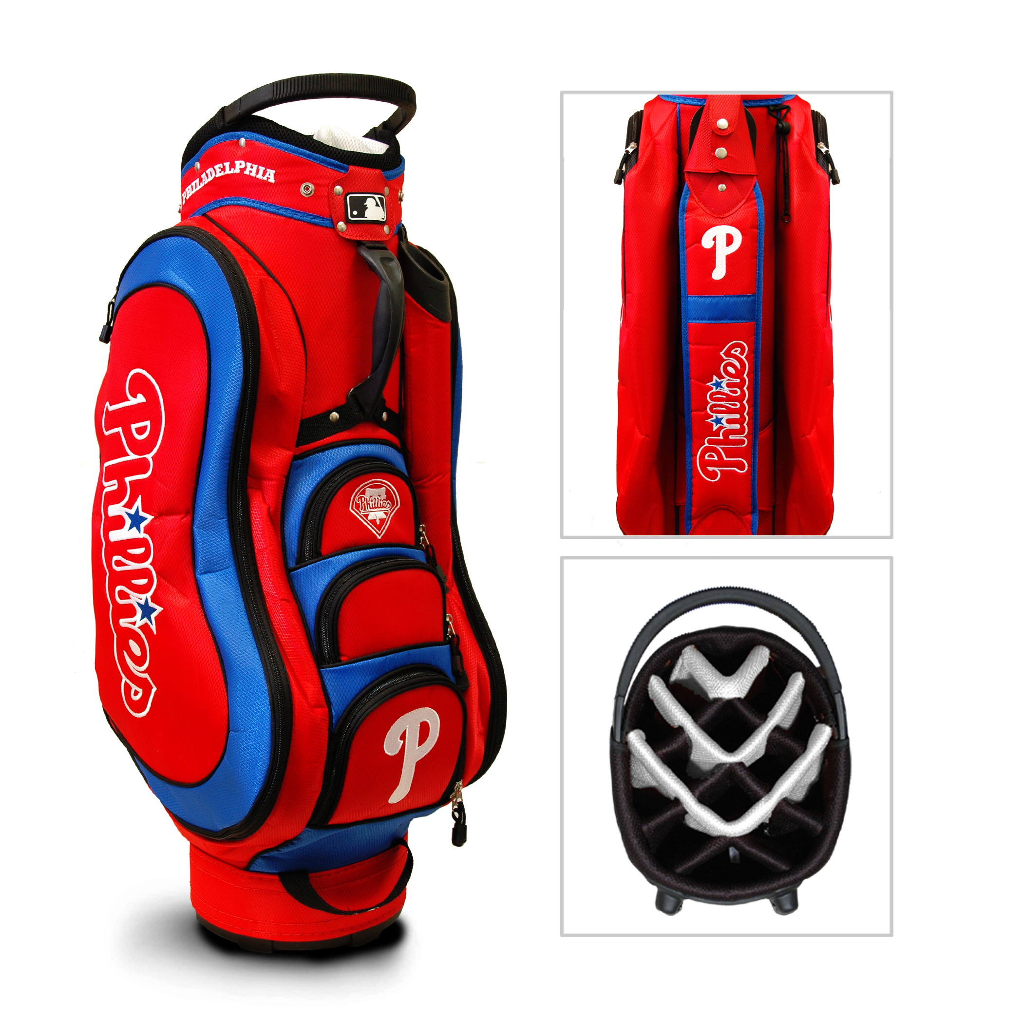 Team Golf MLB Medalist Golf Cart Bag