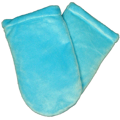 Herbal Concepts Herbal Comfort Mitts, Light Blue