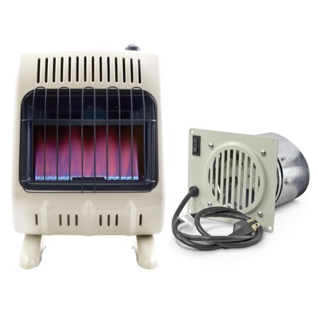 Mr. Heater, 20,000 BTU Vent Free Blue Flame Natural Gas Heater (Best Onlyfire Gas Heaters)