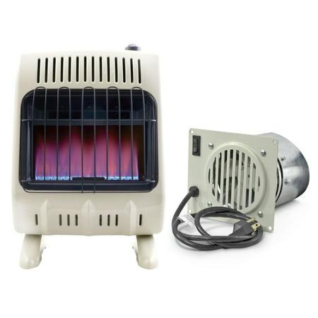 Mr Heater 20 000 Btu Vent Free Blue Flame Natural Gas