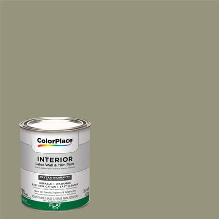ColorPlace, Interior Paint, Khaki Green, #60YY 33/130
