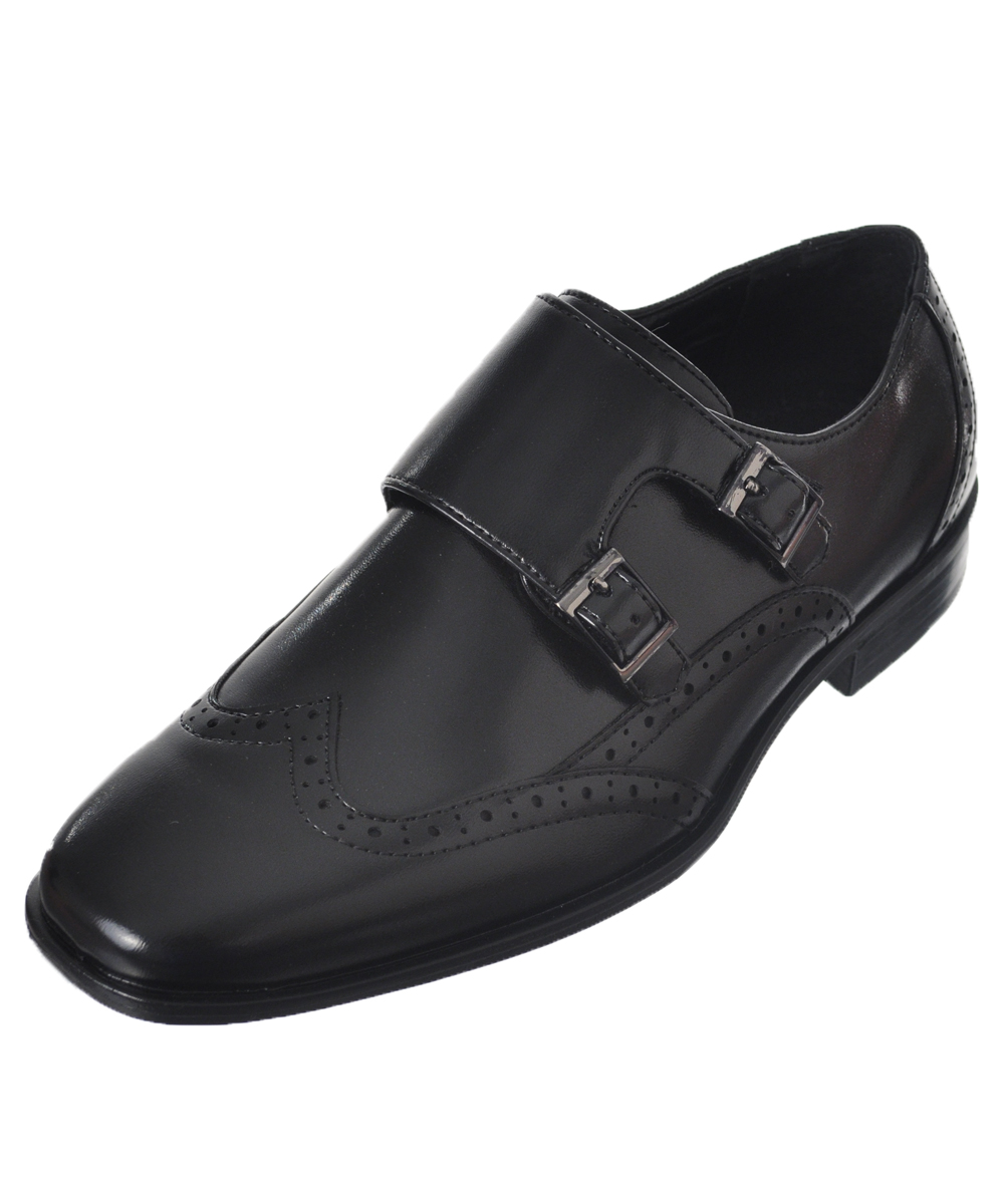 "Stacy Adams Boys' ""Brewster"" Dress Shoes (Youth Sizes 1 7) by Stacy Adams"
