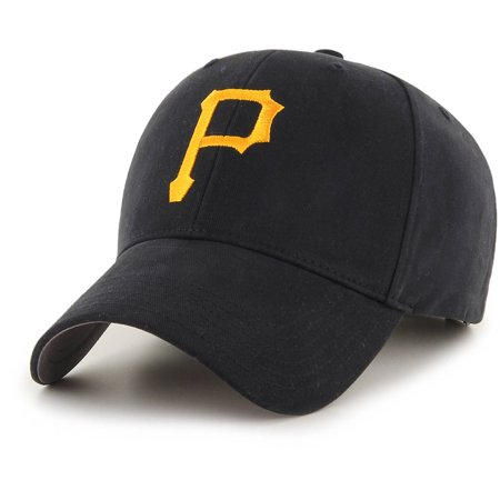b52f9ff8afe24 MLB Pittsburgh Pirates Basic Youth Adjustable Cap Hat by Fan Favorite -  Walmart.com