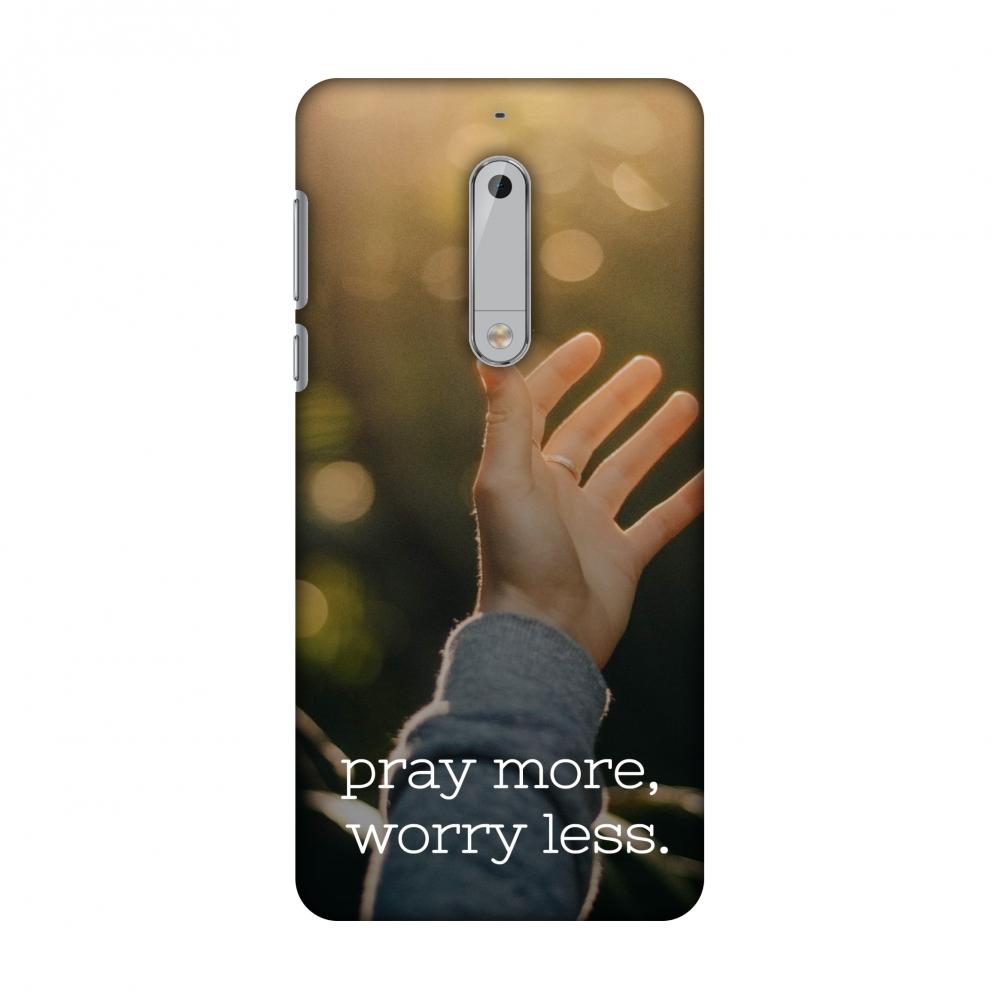 Nokia case quran hard plastic back cover slim profile cute