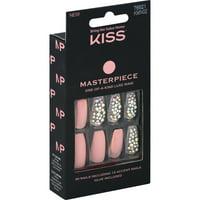Kiss Masterpiece Nails  EVERYTIME I SLAY
