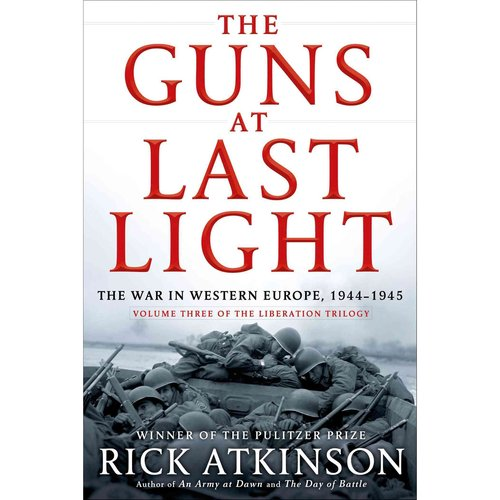 The Guns at Last Light: The War in Western Europe, 1944-1945