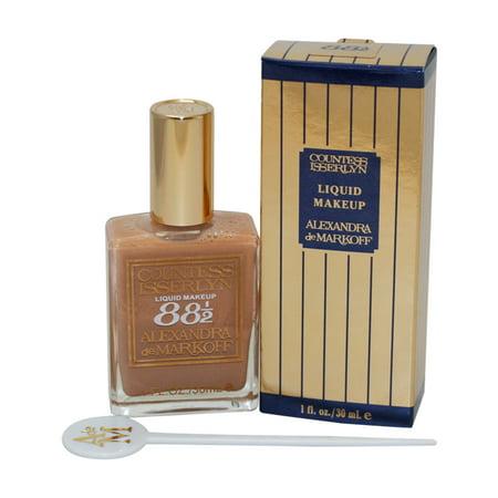 Alexandra De Markoff Countess Isserlyn Liquid Makeup 1 Oz 88 1/2 for Women