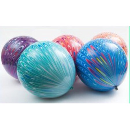 Spring Assortment Latex Balloons - 18