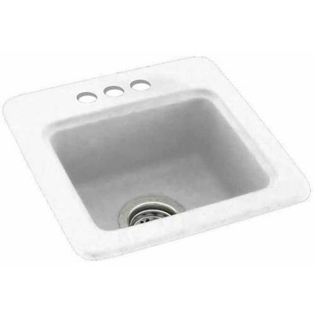 Swan Solid Surface Small Bar Sink (15