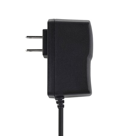 Black 5V 2A Universal Micro USB Adapter Cable Power Supply