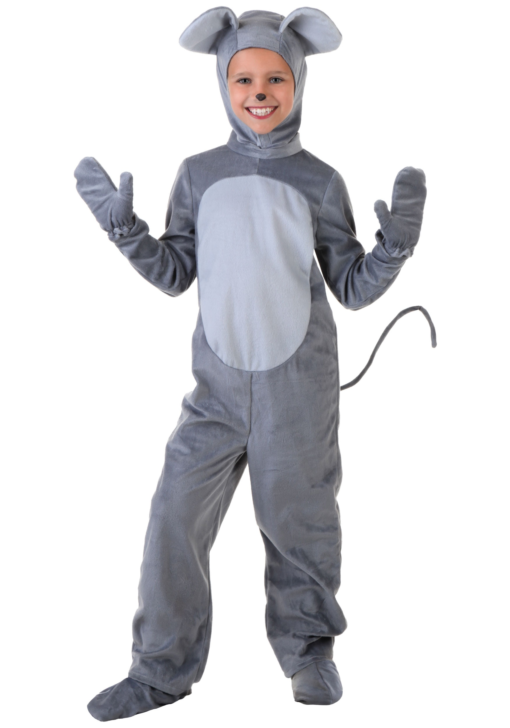 sc 1 st  Walmart & Child Mouse Costume - Walmart.com
