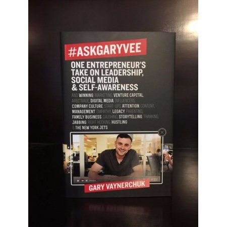 Summary   Askgaryvee  One Entrepreneurs Take On Leadership  Social Media  And Self Awareness Review   Key Points With Bonus Cr