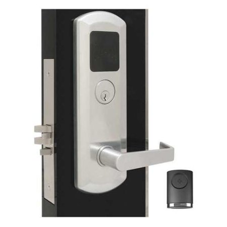 Townsteel Fme 4020 Rfid Ic G 626 Classroom Lock  Stin Chrome  Gala Lever